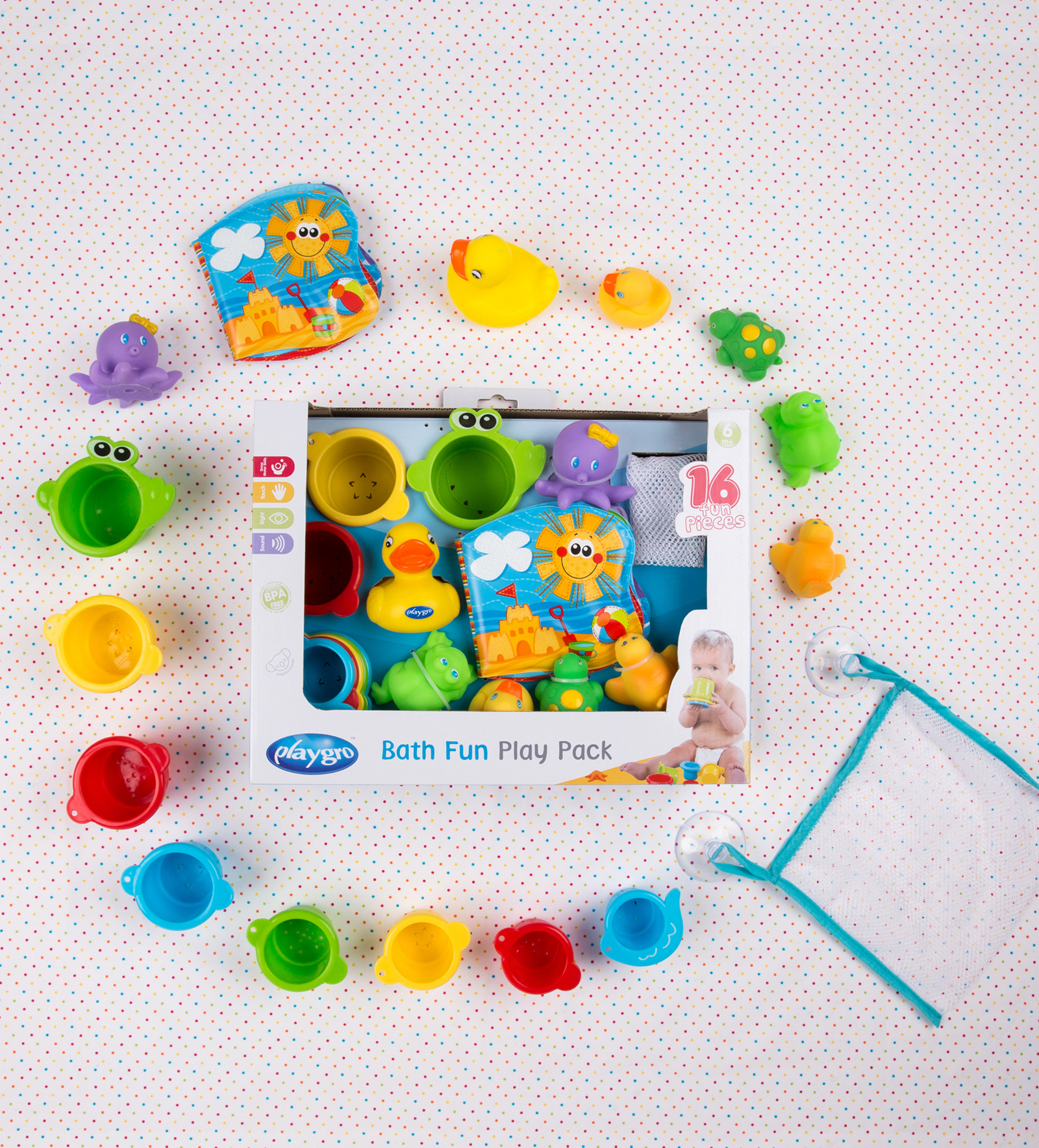 Bath Fun Play Pack 2